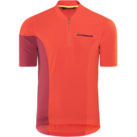 Mavic XA Pro Bike Jersey Shortsleeve Men red